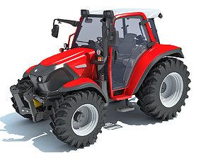 lintrac 3D model Farm Tractor