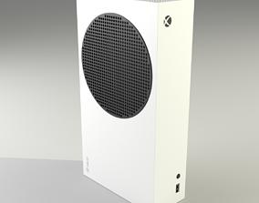 3D Xbox Series S