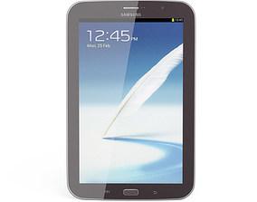 Samsung Galaxy Note 8 0 Brown 3D