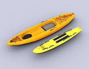 3D model Lifeguard Accessories