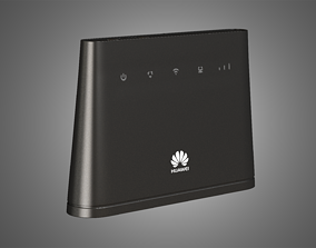 HUAWEI LTE CPE B310 -Internet Device 3D model other