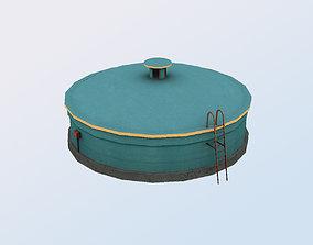 WBKK WATERTANK Kota Kinabalu 3D model