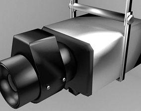 3D model Camera CCTV Type 4