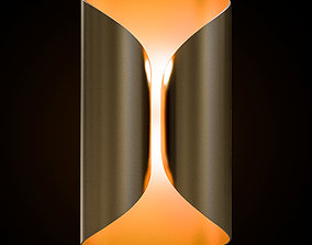 3D Holly Hunt OMBRE SCONCE