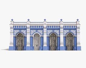 3D asset Camaguey House of Diversity