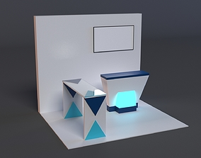 3D Stand 01