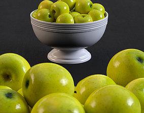 3D plant Apples