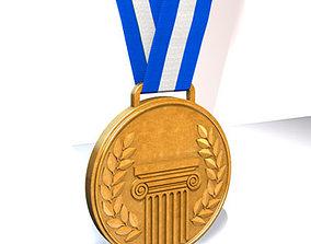 equipment Medal 3D model
