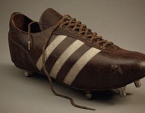 football shoes 3D model
