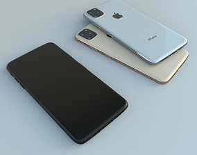 iPhone 11 Max According To Leaks 3D