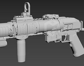 The Mountaintop - Destiny 2 3D print model