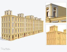 Apartment House 196 3D asset