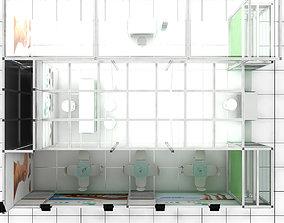 Asmer Exhibition Stand Design 3D