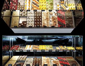 3D Confectionery showcase