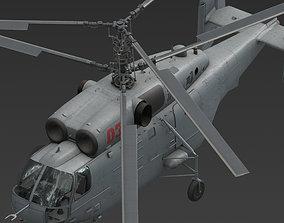 Ka 27 3D model