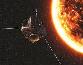 Star Satellite 3D model