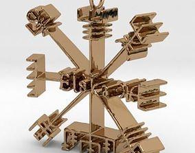 3D printable model Icelandic Love Elska
