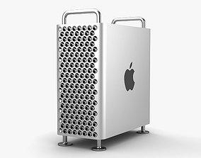 desktop Apple Mac Pro 2019 3D model
