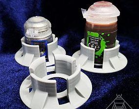 3D printable model GW Paint Pot Holder