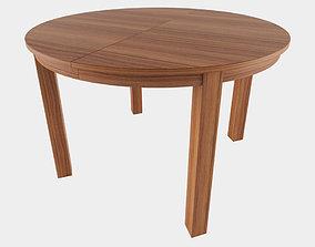 3D Kitchen table of Burst