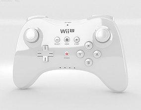 Nintendo Wii U Gamepad Pro 3D