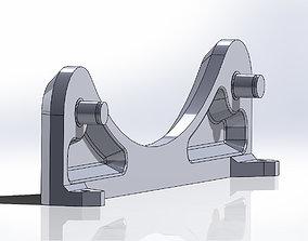 3D print model External Filament Stand