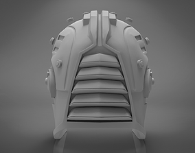 THE SITH ACOLYTE MASK- STAR WARS 3D PRINT MODEL