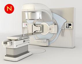 radiology 3D model Elekta Infinity Radiotherapy