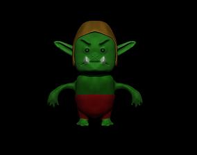 3D model Mini Goblin Highpoly