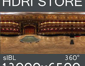 Opera HDRi 3D