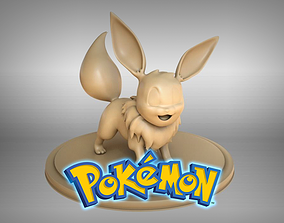 3D print model Eevee - Pokemon