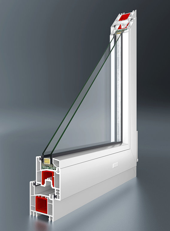 Window - Section