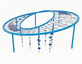 Playground Equipment 019 3D model