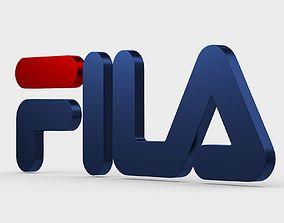 3D fila logo