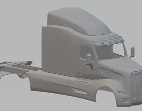 Peterbilt RIG2 CherAn Printable Truck