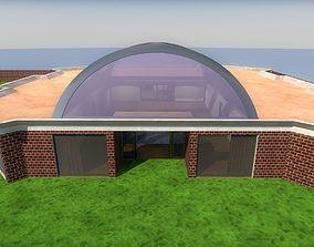 furnished House 3D model