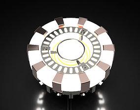 Iron Man Arc Reactor Concept Mark 1 3D print model
