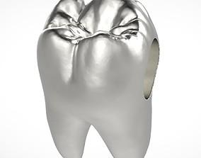 3D Pandora tooth charm
