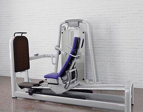 3D model Gym equipment 15 am169