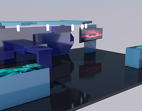 realtime 3d exhibition stand