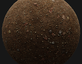 3D Ground Material01