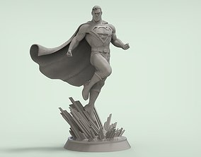 3D printable model Superman - Alex Ross