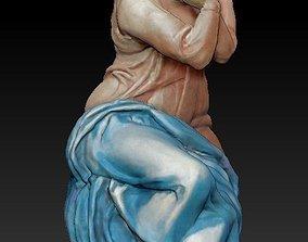 ST Mary religion 3D printable model