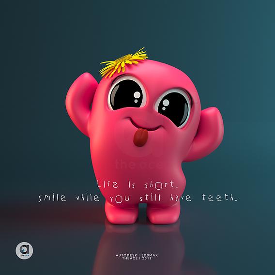 Cute Boo