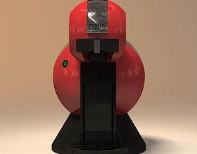 Krups Nespresso 3D model