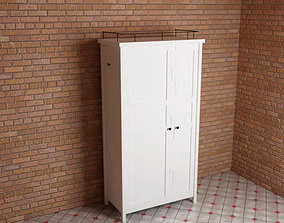 Cabinet 3D model living