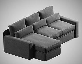 3D sofa 15