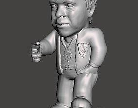 Chibi Marcelo Gallardo 3D printable model