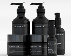 3D model Perricone MD Skincare Set