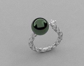 3D printable model lollipop ring 1